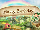 Wee Bit O' Birthday Magic St. Patrick's Day eCards