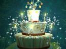 Canción de 'Bewitched' Cumpleaños Birthday eCards