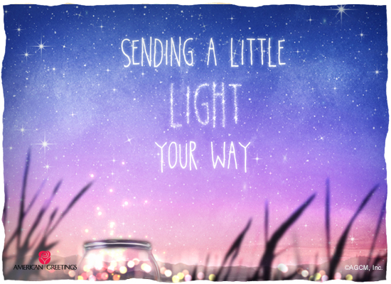 Sending Love And Light Quotes