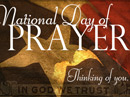 National Day of Prayer Postcard National Day of Prayer eCards