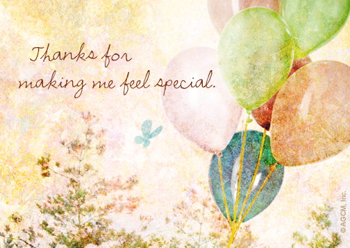 Special Thanks Reply Card Thank You Postcard Blue Mountain Ecards