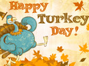 Turkey Day! Thanksgiving eCards