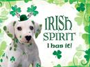 Irish Spirit St. Patrick's Day eCards