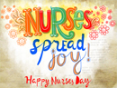 Nurses Spread Joy Nurses Day eCards