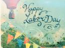 Labor Day Postcard Labor Day eCards