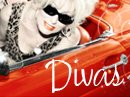 Divas Like Us Postcard Just Because Postcards