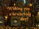 Bewitching Day Halloween eCards