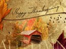 Happy Thanksgiving Postcard Thanksgiving Postcards