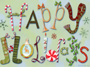 Happy Holidays! Season's Greetings eCards