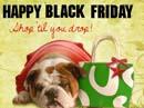 Happy Black Friday Holidays eCards