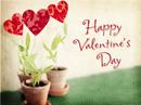 Happy Valentine's Day! Postcard Valentine's Day Postcards