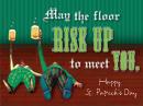 An Irish Toast Postcard St. Patrick's Day Postcards
