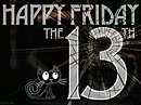 Friday the 13th Postcard Holidays eCards