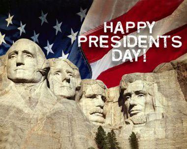 Celebrating Our Presidents