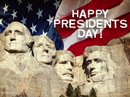 Presidents Day President's Day eCards