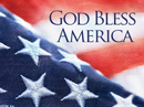 God Bless America Postcard Independence Day eCards
