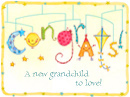 Grandchild Congrats Postcard Just Because eCards