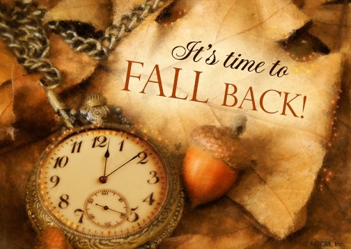 Image result for fall back