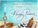 Promise of Peace Passover eCards
