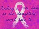 PBCC Breast Cancer Awareness Postcard Postcards