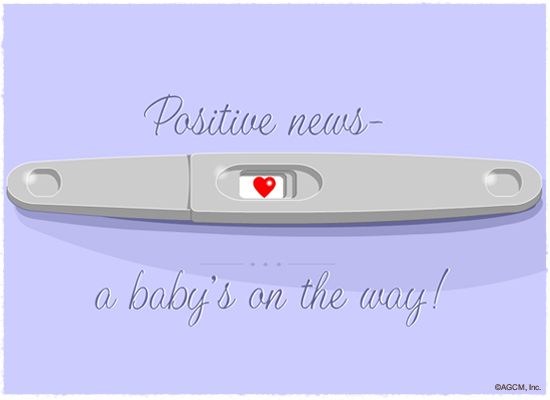Oh Baby Birth Announcement Ecard – Free Baby Announcement