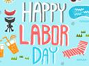 Happy Labor Day Postcard Labor Day eCards