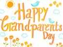 It's Grandparents Day Postcard Grandparents Day eCards