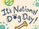 National Dog Day 8/26 Holidays eCards