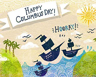 Hooray Columbus!