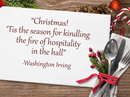 Christmas Party Quote Christmas Postcards