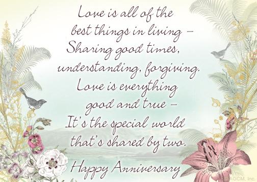 """Anniversary Poem"""
