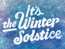Winter Solstice 12/21 Winter eCards