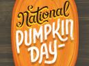 National Pumpkin Day 10/26 October eCards