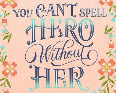 Hero Mom Mother's Day
