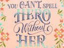 Hero Mom Mother's Day Mother's Day eCards