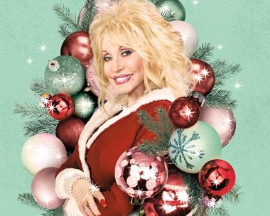 Dolly You Sparkle Christmas