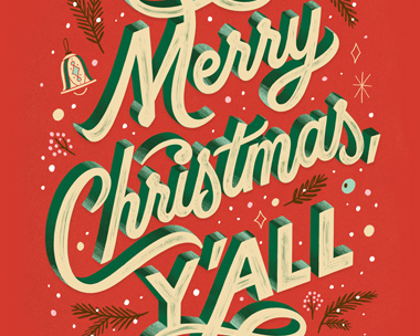Dolly Christmas, Y'All!