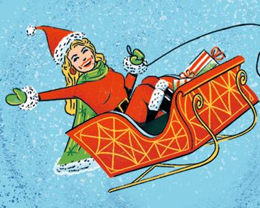 Dolly Jingle All the Way Christmas