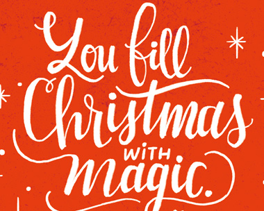 Dolly Christmas Magic