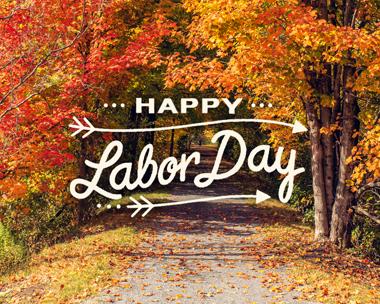 Autumn Joys Labor Day