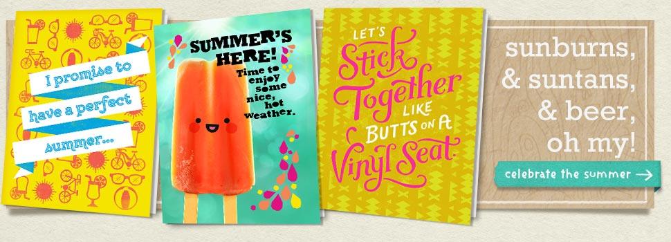 Life etc. - Summer card