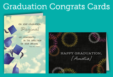 SHOP Graduation Congrats Cards