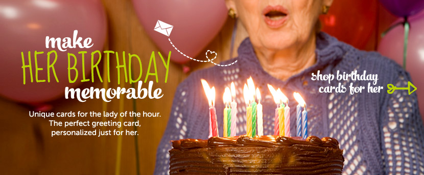 Make and send personalized birthday cards from cardstore bookmarktalkfo Image collections