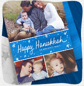 Shop Hanukkah photo cards
