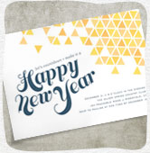 Shop New Year's party invitations