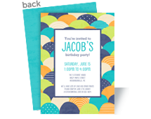 Kid Birthday Invitations