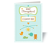 Baby Congratulations Cards