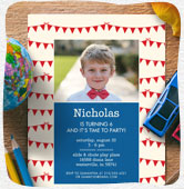 Shop custom invites