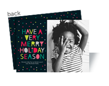 Season\'s Greetings Photo Cards