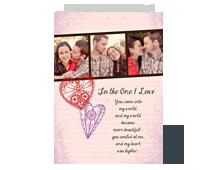 Romantic Valentine\'s Day Cards